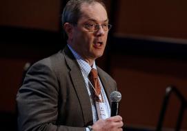 Bill Brown, chief executive.  Aaron M. Sprecher/Bloomberg