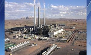 The closure reportedly will affect about 500 workers at the plant . (Source: Salt River Project)