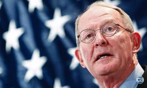 Sen. Lamar Alexander took to the senate floor to lash out at wind energy. Wochit