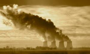 Emissions from coal-fired power plants have massively pushed up carbon dioxide ratios in the atmosphere. Image: UniversityBlogSpot via Flickr