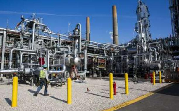 Petra Nova carbon capture project at the WA Parish power plant in Fort Bend County. Petra Nova carbon capture project at the WA Parish power plant in Fort Bend County. Photo: Marie D. De Jesus, Staff / Houston Chronicle