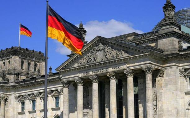 Reichstag in Berlin.  Photo by Cezary Piwowarski
