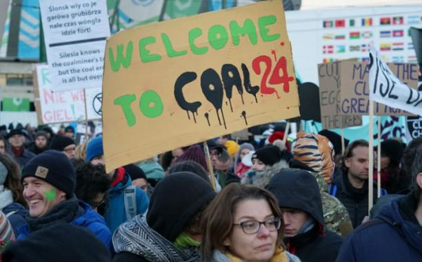 MARCH FOR CLIMATE, COP24, KATOWICE, POLAND, 12/08/2018 © BERNADETTA SARAT / SHUTTERSTOCK