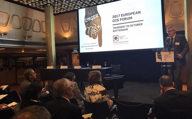 Speaking at the Europe Middle East and Africa (EMEA) CCS Forum at the Port of Rotterdam, Global CCS Institute CEO, Brad Page, said CCS is the solution to a raft of climate, economic and social problems.