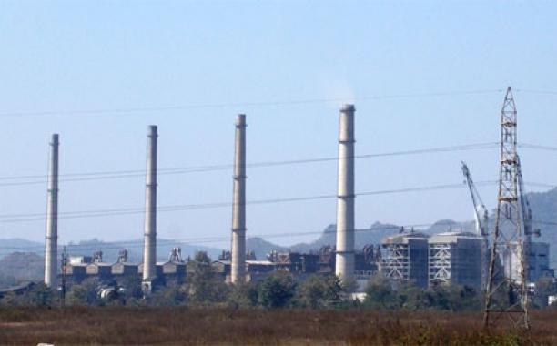 The Patratu Thermal Power Station in Ramgarh district of Jharkhand (Photo by Sanjeev K Kanchan)