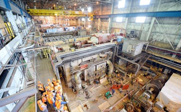 SaskPower's Boundary Dam carbon capture and storage (CCS) project has won the 2015 Edison Award, the international electrical industry's top honour. (TROY FLEECE / Regina Leader-Post) Photograph by: TROY FLEECE , Regina Leader-Post